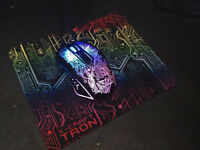X-Craft 5000 Gaming Mouse || LED || FREE MOUSE MAT