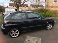 2008 Seat Ibiza 1.4 Tdi pd75 ,,,diesel ,,, mot and taxed ,,,, £850