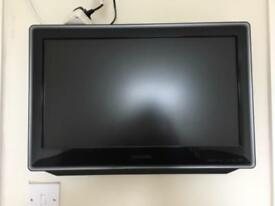 Television/DVD combo