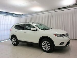 2016 Nissan Rogue WOW! WHAT MORE DO YOU NEED!? SV AWD SUV w/ LEA