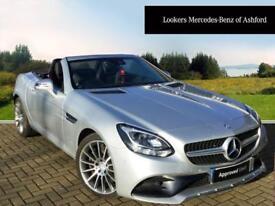 Mercedes-Benz SLC SLC 200 AMG LINE (silver) 2016-11-11