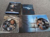 Blu-Ray Disc - James Bond Casino Royale