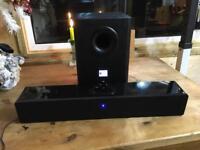 Orbitsound soundbar + ipod for sale/swap rrp£249