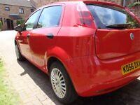2007 grand punto 1.2 8v £700 or swap bigger car