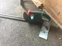 Bosch drill and hedge cutter 14.4v cable free