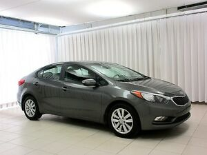 2014 Kia Forte SEDAN w/ BLUETOOTH, HEATED SEATS, AND A/C
