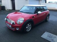 2009 MINI Hatch 1.6 Cooper D 3dr +++ a real eyecatcher +++ £20 road tax