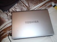 Toshiba Equium - CPU: Intel Mobile Core2 Duo HDD: 160Gb; OS: Windows -7