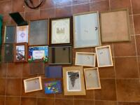 Picture frames