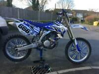 Yamaha YZF250 2008 4 Stroke