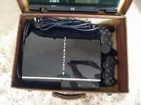 Playstation 3 PS3 with 18 great games - £90