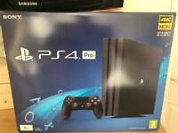 PS4 Pro 4K Gaming