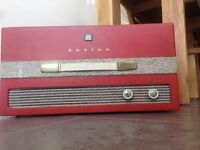 Vintage 1960's KB RHYTM record player
