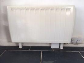 Dimplex Duo Electric Storage Radiators, five rads in 3 widths