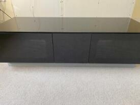 Immaculate Black Alphason TV Unit