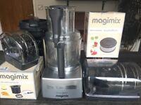 Magimix food processor 5200XL PREMIUM - includes lots of accessories and kits. RRP £420
