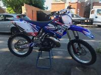 Yamaha yz 250, motorcross bike