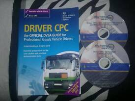 Driver CPC Official DVSA Guide for LGV + 2 CDRoms