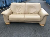 Quality Ekornes Stressless Recliner Sofa Paloma Leather Possible Delivery