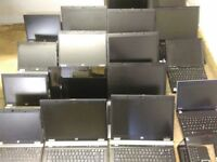 Joblot 25 X Working and Faulty laptops in bulk