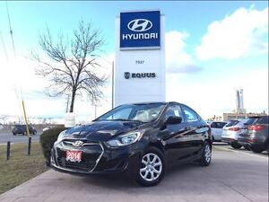2014 Hyundai Accent GL - 4 DOOR, HEATED SEATS