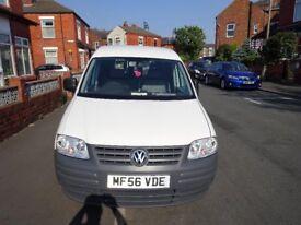 volkswagen caddy Van, MOT until Jan 19