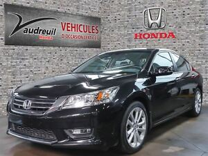 2015 Honda Accord Touring*MANUEL*RARE*NAVIGATION*