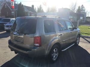 2009 Honda Pilot EX-L, Loaded; Leather, Roof, Drives Great Very  London Ontario image 5