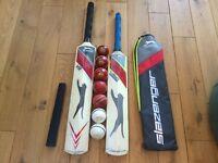 Cricket equipment and attire