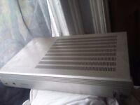 Technics Se-a808 Amplifier