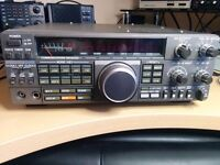Kenwood R5000 amateur ham radio receiver