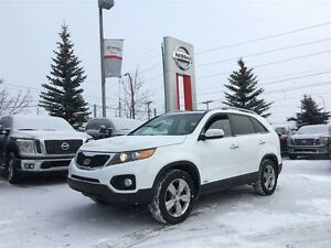 2012 Kia Sorento EX V6 4WD LEATHER