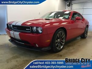 2013 Dodge Challenger SRT8- LOW KM'S! Sun and Sound!
