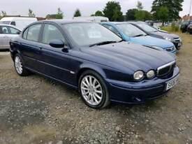 Jaguar X Type 2.0TD Classic.. 06 Plate