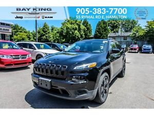 2018 Jeep Cherokee SPORT ALTITUDE 4X4, BACKUP CAM, BLUETOOTH