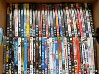 64 DVD'S