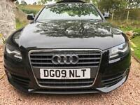 Audi A4 20tdi sline