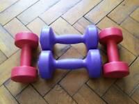 Ladies weights