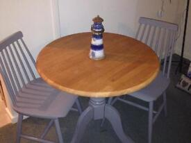 **Reduced for quick sale** Table & Chairs