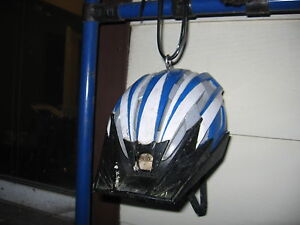 Bike Helmet Bird Feeder London Ontario image 1