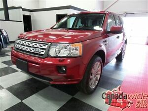 2011 Land Rover LR2 LUX/LEATHER/SUNROOF/AWD