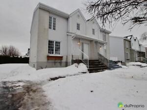 205 000$ - Maison en rangée / de ville à vendre