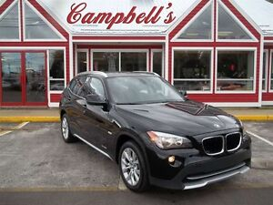 2012 BMW X1 xDrive28i AWD!! PANORAMIC ROOF!! HEATED LEATHER SE