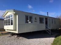 Deluxe caravan Marton Mere Blackpool