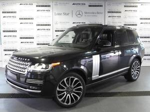 2014 Land Rover Range Rover V8 Autobiography Supercharged LWB