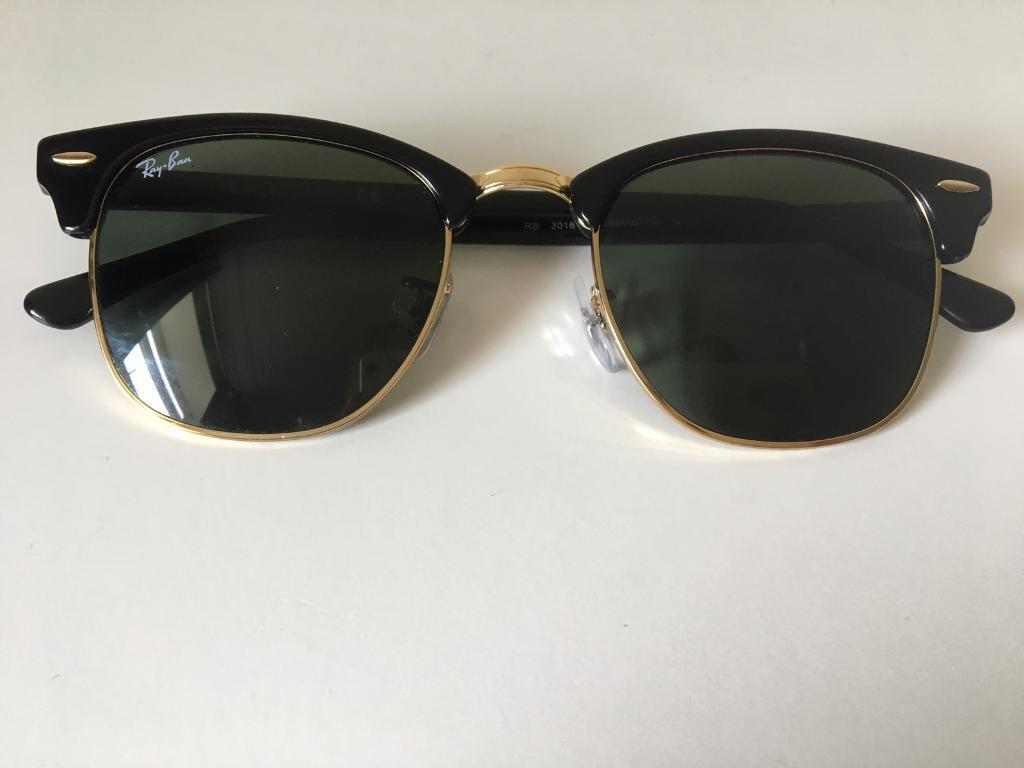 d76e72864e7 Ray ban clubmaster W0365 original sunglasses in a great condition. 100%  original  )