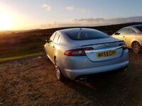 Jaguar XF S 3.0D 275BHP Premium Luxury. Top Spec