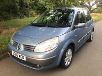 2006 Renault Scenic 1.6 VVT automatic