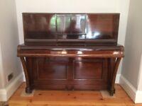 Upright Schiedmayer Piano with Stool