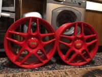 """Genuine BBS RZ520 BMW Wheels 17"""""""